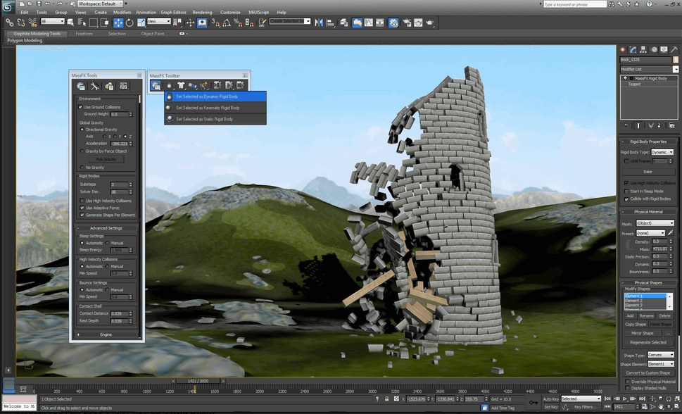 Autodesk 3ds max design for 3ds max design